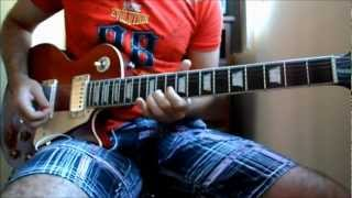Charlie Brown Jr - Me Encontra (Guitar Cover)
