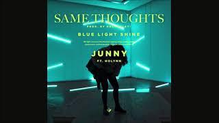 JUNNY - SAME THOUGHTS (feat. HOLYNN) [prod. Holymoley!]