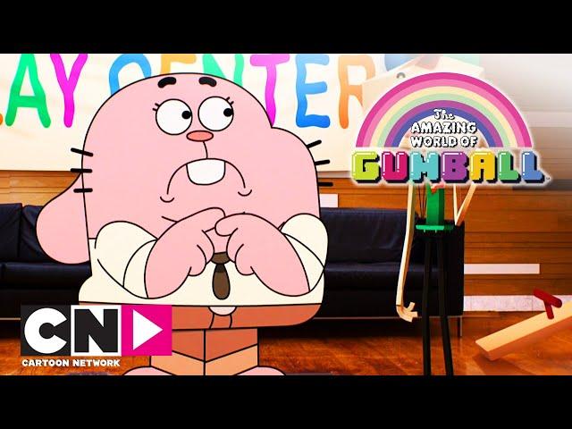De Wonderlijke Wereld van Gumball | Waar zijn de kinderen? | Cartoon Network