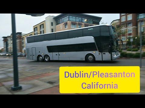Wheels Bus Spotting @ Dublin/Pleasanton  California