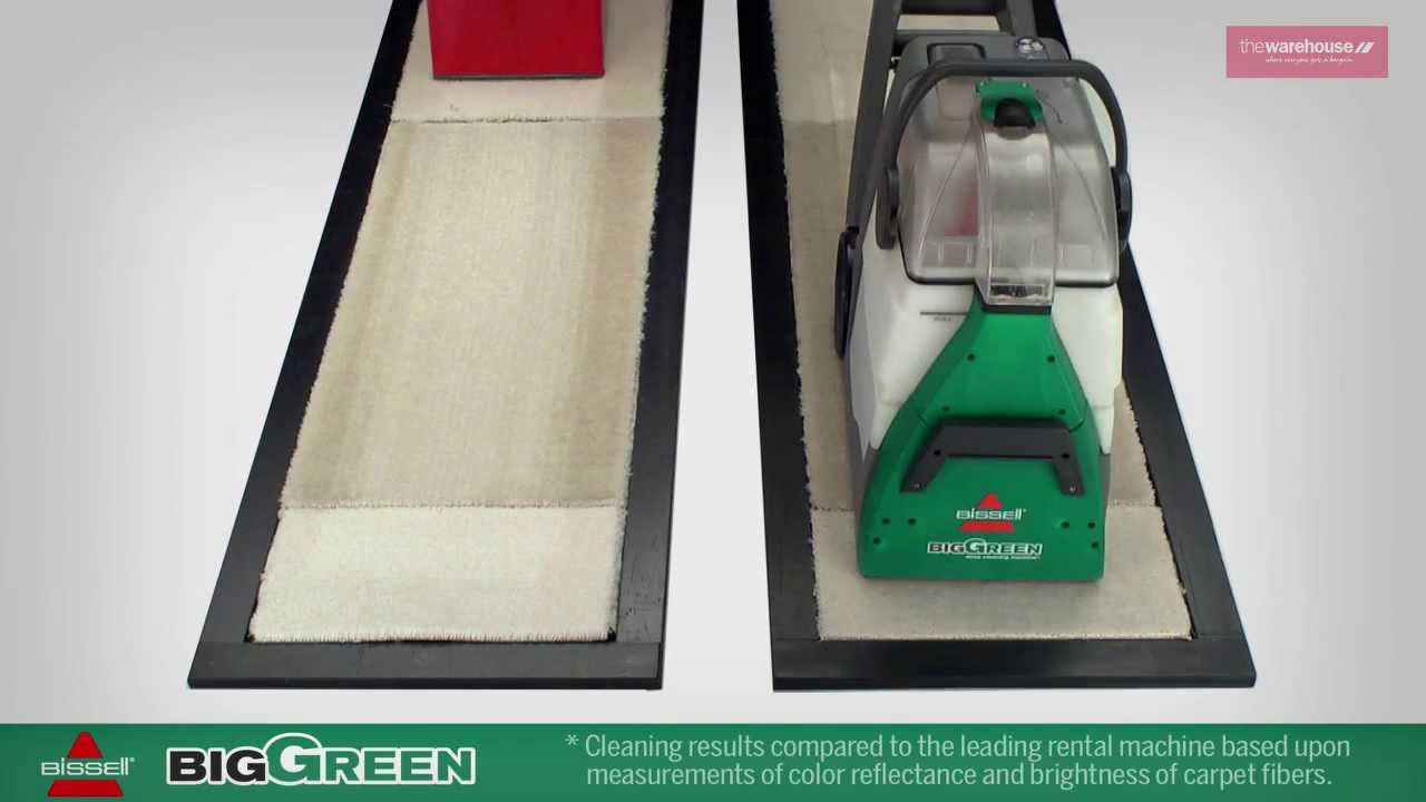 Big Green Machine Carpet Cleaner Al Carpet Vidalondon