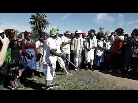 Traditional Xhosa Wedding at Inkwenkwezi Private Game Reserve