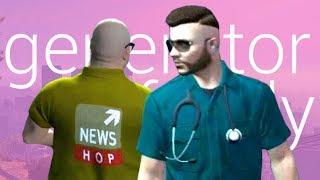 prawda o lekarzach - ROLEPLAY GTA #4 - Generator Frajdy