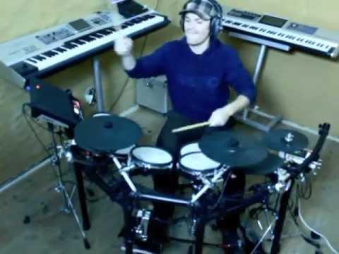 Roland V Drums Championship 2012 - Portugal & Espanha - Filipe Teixeira