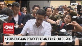Download Video Sandiaga Uno Penuhi Panggilan Polda Metro Jaya Terkait Kasus Penggelapan Tanah MP3 3GP MP4