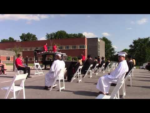 Wayne City High School Graduation 2020