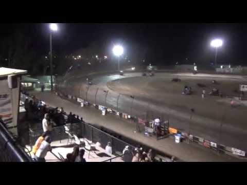 Lemoore Raceway, CA Non-Wing,Super 600,Stock Highlights July 14, 2012