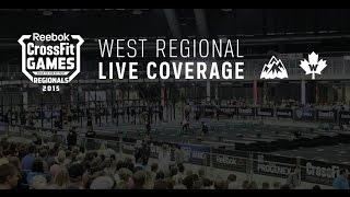 West Regional: Day 1