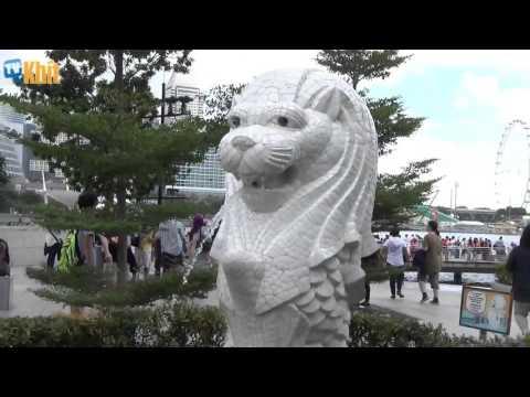 Singapore World EP2: เดินเล่นไป Merlion