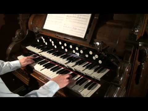 March - Handel - Dominion Orchestral Reed Organ