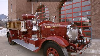The New Holladay City Fire Station