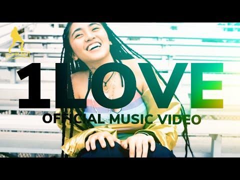 Karencitta - 1LOVE (ft. Amaan Ali Bangash and Ayaan Ali Bangash) [Official Music Video] #WorldPeace