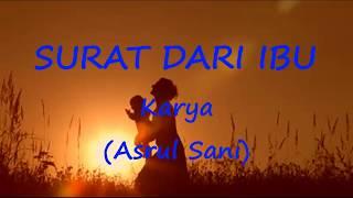 """Video PUISI """"SURAT DARI IBU"""" (Asrul Sani) download MP3, 3GP, MP4, WEBM, AVI, FLV September 2018"""