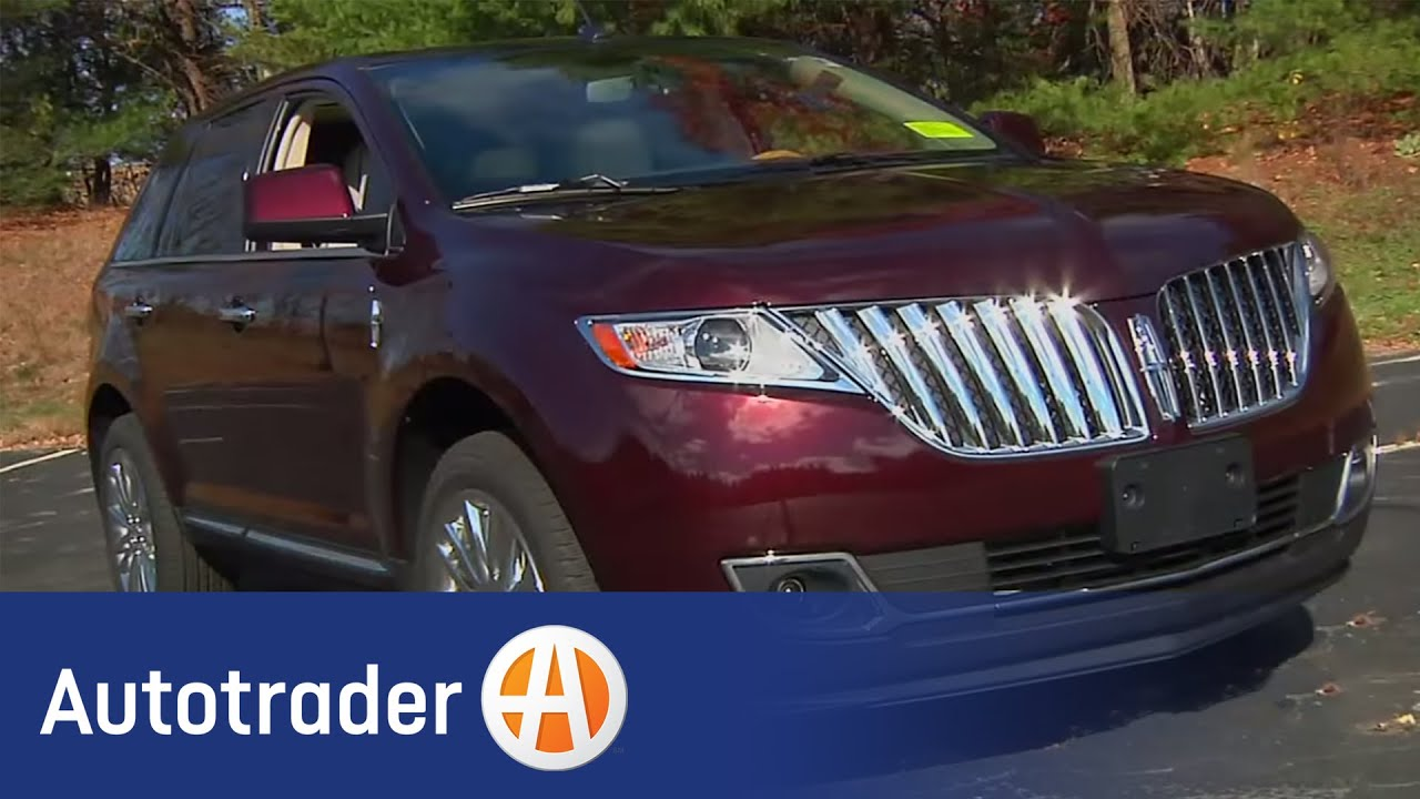 2011 Lincoln Mkx Luxury Suv New Car Review Autotrader Youtube