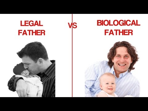 Biological Father vs Legal Father | Paternity Test Near Me