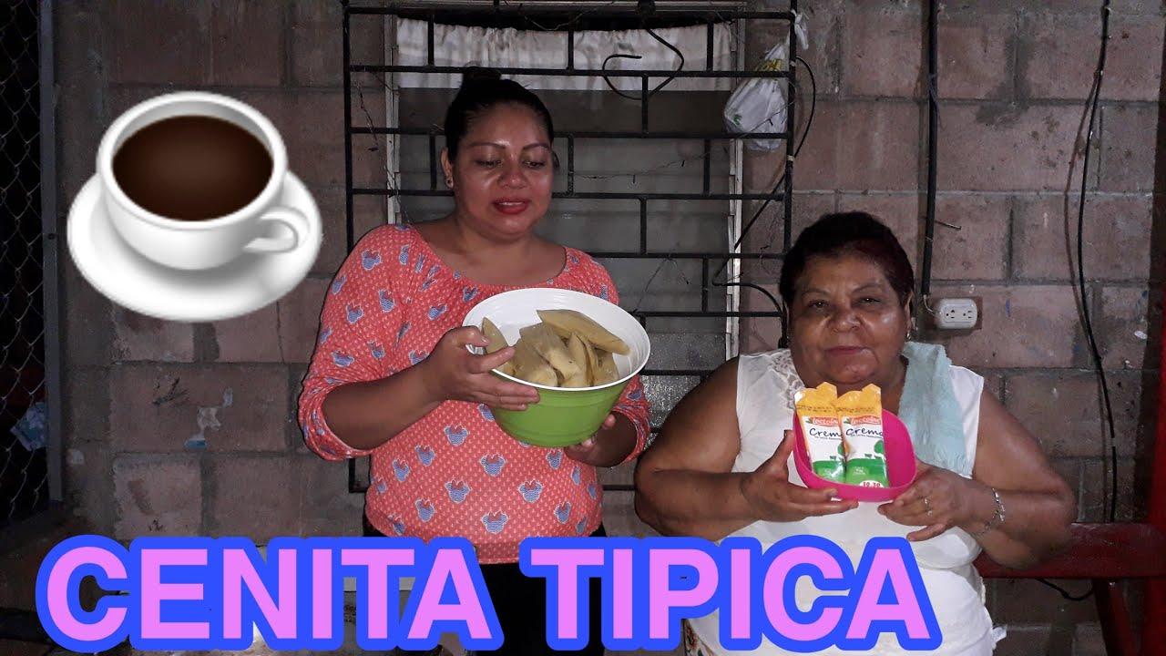 CALENTANDO NUESTRA CENITA TIPICA