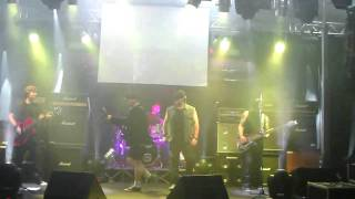 The Black Ice - AC/DC tribute band - intro - Rock & Roll train