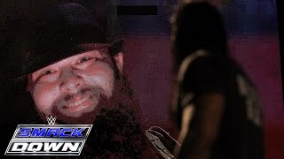 Bray Wyatt confronts Roman Reigns: SmackDown, July 16, 2015