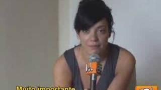 89 fm entrevista exclusiva com lily allen