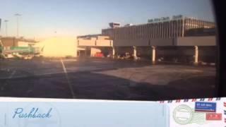 Dublin to Abu Dhabi Etihad Airways