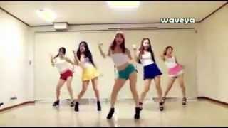 PSY-GANGNAM STYLE Waveya (Korean dance team)