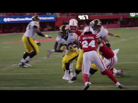2017 Post Iowa vs Nebraska Highlight