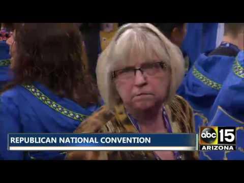 AWKWARD! Alaska Contesting Votes at Republican National Convention