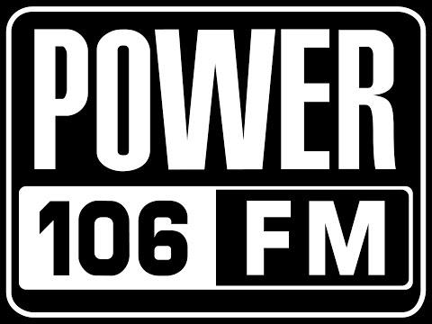 DaReelP3 with Radio DJ Host Yesi Ortiz - POWER 106 PathPoint - 105.9 Burbank