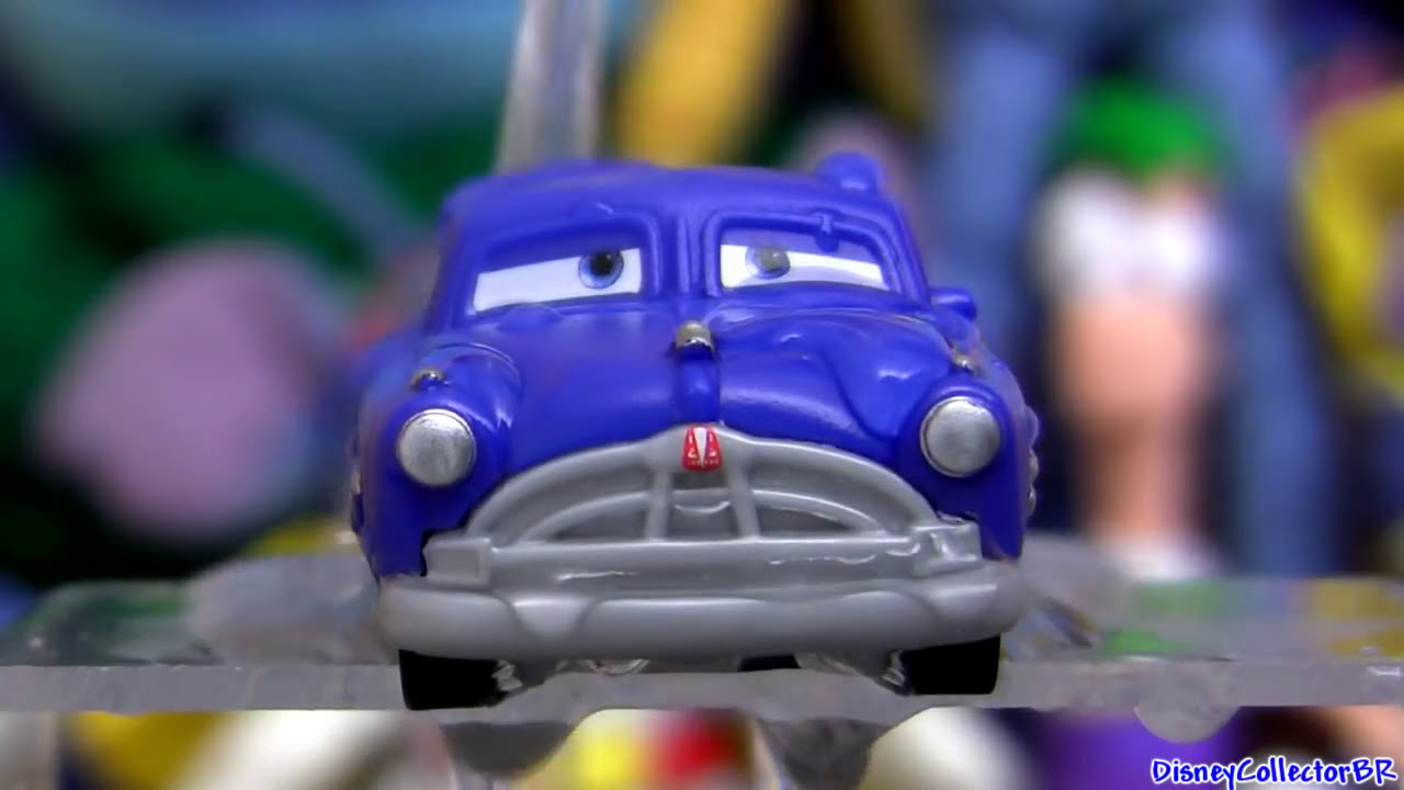 stealth doc hudson color changing cars from disney pixar. Black Bedroom Furniture Sets. Home Design Ideas