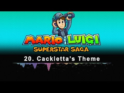 20. Cackletta's Theme [Superstar Saga ReOrchestrated]