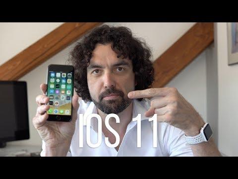 Top novinky v iOS 11 - Co mě nejvíce zaujalo