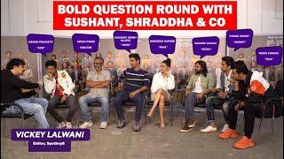 Sushant-Shraddha Led Chhichhore Team On Adult Films, Alcohol, Stalking-Vickey Lalwani   SpotboyE