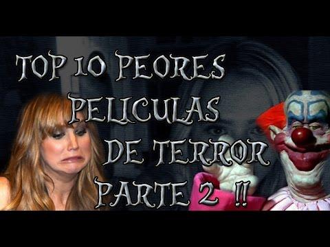 Top 10 peores peliculas de terror Parte 2