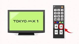 マルチチャンネル視聴方法