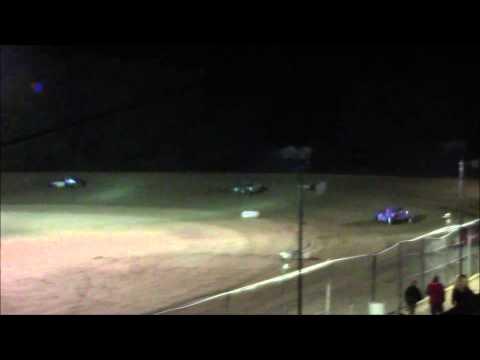 Butler Motor Speedway FWD Heat #2 9/12/15