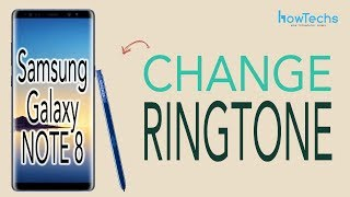 This video shows how to change the ringtone on samsung galaxy note 8. we also show you assign a specific contact. if like v...
