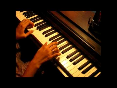 On the piano - Shyamantka playing a cover - Putham pudhu kaalai