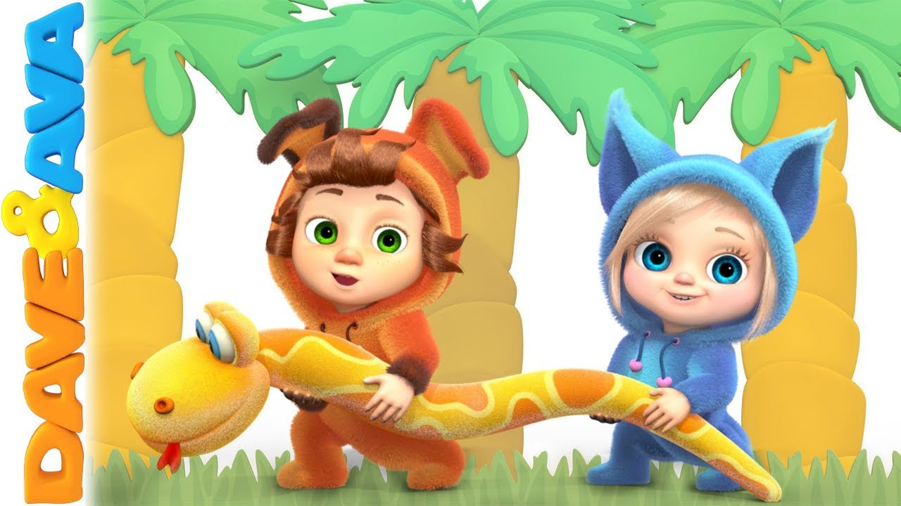 Nursery Rhymes And Kids Songs Baby Songs From Dave And