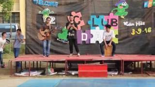 CLUB DAY 2016 | Ký Ức Vẹn Nguyên - FU Guitar Club
