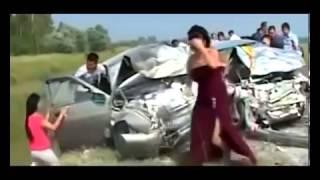 Страшная АВАРИЯ на СВАДЬБЕ со СМЕРТЕЛЬНЫМ исходом Ужас! 18+ Аварии ДТП