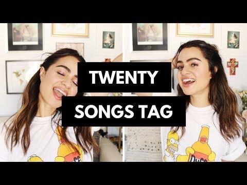 20 SONGS TAG