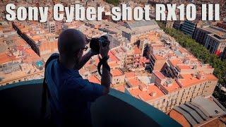 Sony RX10 III: análisis