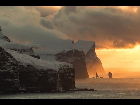 Traveling far north to the undiscovered Faroe Islands (Fær Øer - Føroyar)
