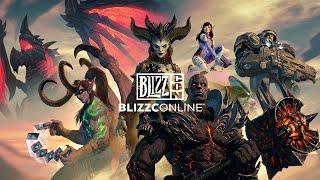 BlizzConline Day 1