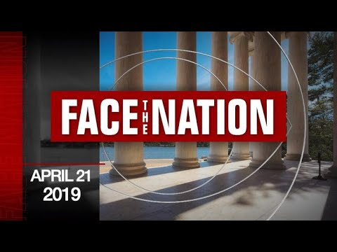 Open: This is Face the Nation