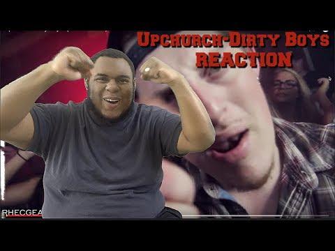 Upchurch Dirty Boys REACTION-DaManTV