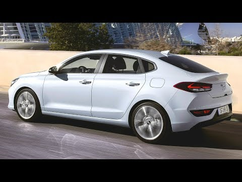 2018 Hyundai i30 Fastback - The Final Addition to the i30 Range