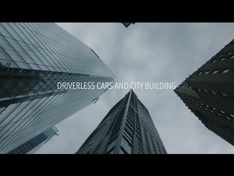 Driverless Cars and City Building
