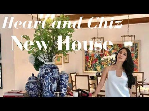 New House of Heart Evangelista and Chiz Escudero