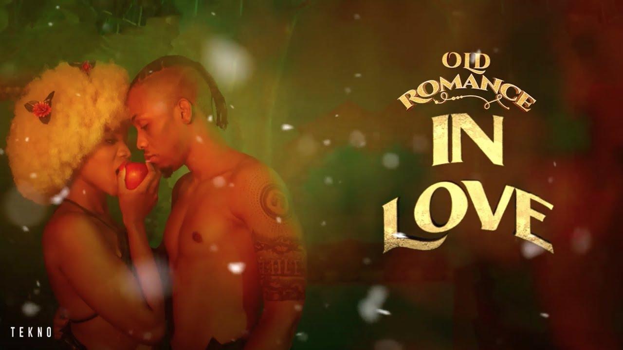 Tekno - In Love (Visualizer)